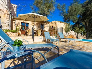Villa S'Erical - 6 pax - Private pool - Costitx