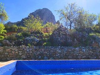 Casa Campo de Ana: Un paraiso rural en plena Sierra de Cadiz.