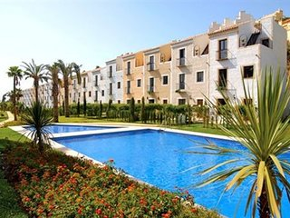 Townhouse with parking and pool - Costa Del Sol