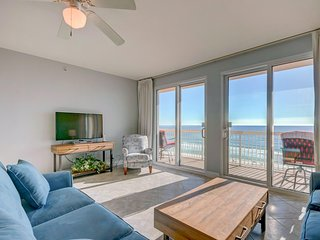 NEWLY RENOVATED!  Calypso 509 East Tower  - Beach Chairs, Netflix +