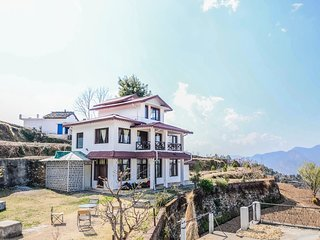 Casa vista a la Montana - Mountain view villa, near Mukteshwar
