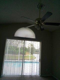 Ceiling Fans & Nature Views