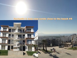 Fantastic & cozy #6: condo close to the beach