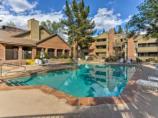 NEW! Charming Condo w/ Pool in the Heart of Tempe!