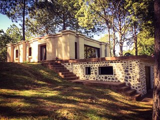 Suite Loft en Tierra de Kha a 20 minutos de Mazamitla Totalmente en el Bosque