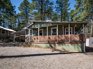 Four Miles - Cabin