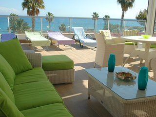 Pallinion- Beach front line  , 2 bedroom Apartment at Fig Tree bay, Protaras