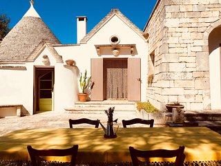 Trulli d'Itria B&B (Private SPA)