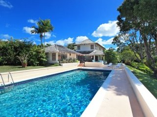 Sandy Lane - Stunning 4BR Villa +pool + cook + Sandy Lane Beach Club + Cabana