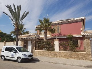 AVAILABLE FOR HOLIDAYS, CABO ROIG, LUXUARY VILLA, ORIHUELA COSTA