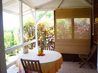 Nice bungalow with terrace & Wifi