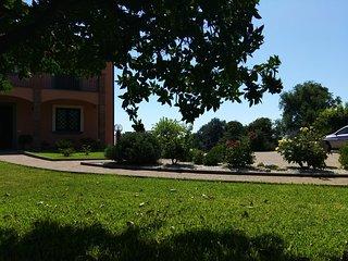 Villa Feluchia tra il Mare e il Vulcano  B&B - camera bianca deluxe