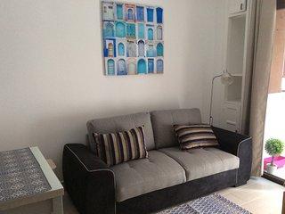 Luminoso y tranquilo apartamento
