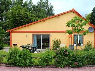 Les Rouges Gorges, Domaine le Soleil Couchant, mini ferme, vélos, 15 km Tréport