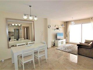 Apartamento 4 personas en primera línea de playa(AEURO0506)