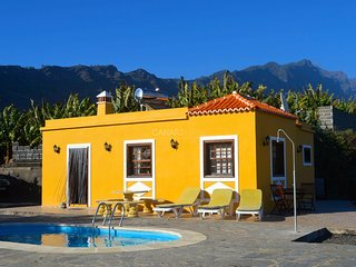 Charming Country house Puerto de Tazacorte, La Palma