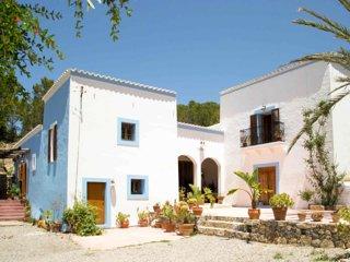 Magnifique finca traditionnelle au coeur d'Ibiza