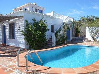 2 bedroom Villa in Nerja, Andalusia, Spain : ref 5060722