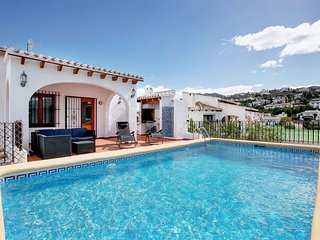 3 bedroom Villa in Monte Pego, Valencia, Spain : ref 5537198