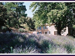 La Grange du Kaolin, votre maison de vacances en Drôme provençale
