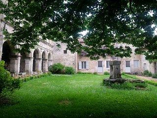 Chambre d'hôte au Prieuré Saint Barthélémy