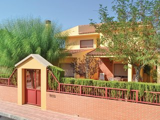 5 bedroom Villa in El Puerto de Mazarron, Murcia, Spain : ref 5550247