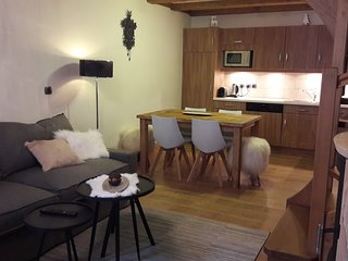 Los Roblos - Charming 2 bedroom apartment  in Le Praz