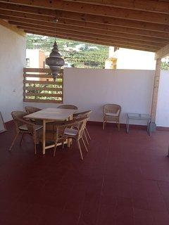 terraza exterior cocina