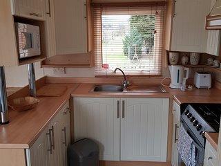 Peckforton View Kitchen