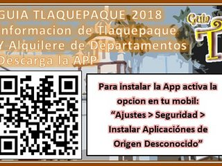 Tlaquepaque rental for tourism, families and friends with Internet included.