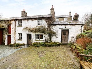 MILL COTTAGE, character, enclosed garden, open-fire, ample parking, in Garnett