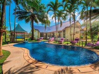 Luxueuse VILLA 4 Chambres a Louer a Phuket