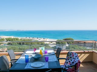 2B-Penthouse,Sea view,, front beach - COSTA BRAVA II2B