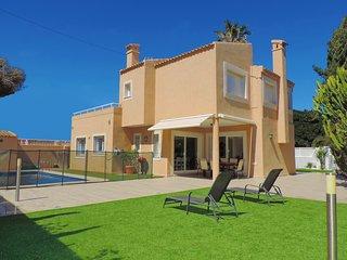 Villa en Cabo Palos a 100 metros de la playa