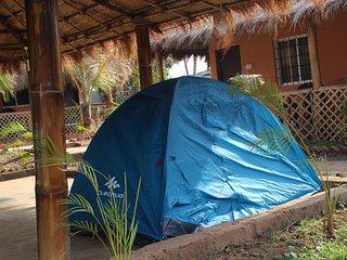 Sangam Homestay (2 seat Tent ) # 2