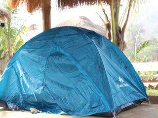 Sangam Homestay (6 seat Tent ) #1