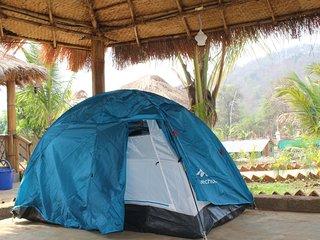 Sangam Homestay (2 seat Tent ) #7
