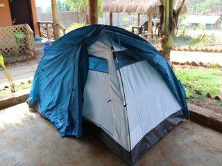 Sangam Homestay (2 seat Tent ) # 1