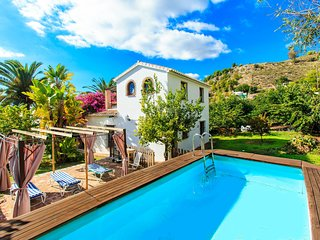 3 bedroom Villa in Frigiliana, Andalusia, Spain : ref 5550283