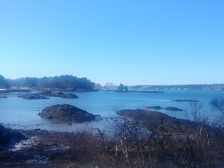 A Beautiful Get Away on the Coast of Barter's Island