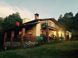 Cabaña Chalet La Toscana Mazamitla
