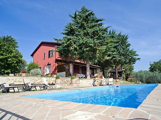 5 bedroom Villa in Limigiano, Umbria, Italy : ref 5557851