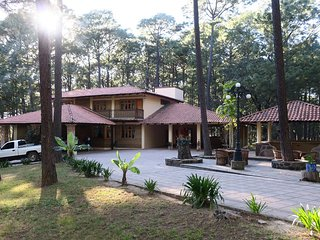 Cabaña Pinos de Mazamitla