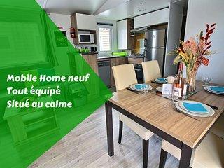 Ref.417 ★ Camping Château de la Loire ★ Zoo de Beauval ★ Wifi ★