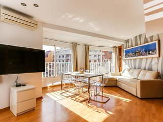 Luminous 2bed next to Sagrada Familia