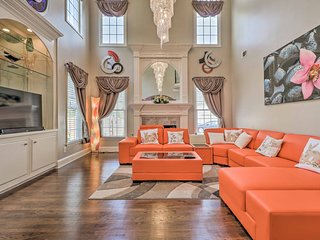 NEW! Elegant Duluth Home 22 Mi to Downtown Atlanta
