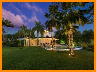 Villa Rosa - Luxury villa with private pool, golf and ocean views