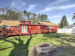 NEW! Millsboro Home near Long Neck & Indian River!