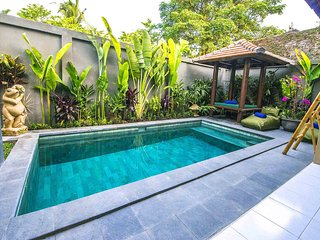 Exotic Balinese Style 2 Bedrooms Villa in Hearth Seminyak