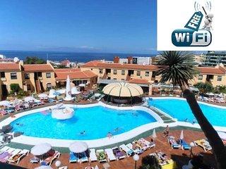 1 Bed Apt. Free Wifi, Playa de Las Americas